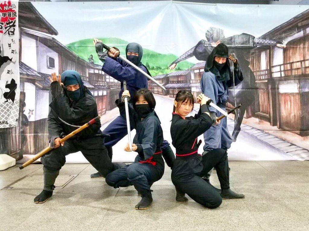 初の東京開催、増上寺で行われた忍者検定をレポート