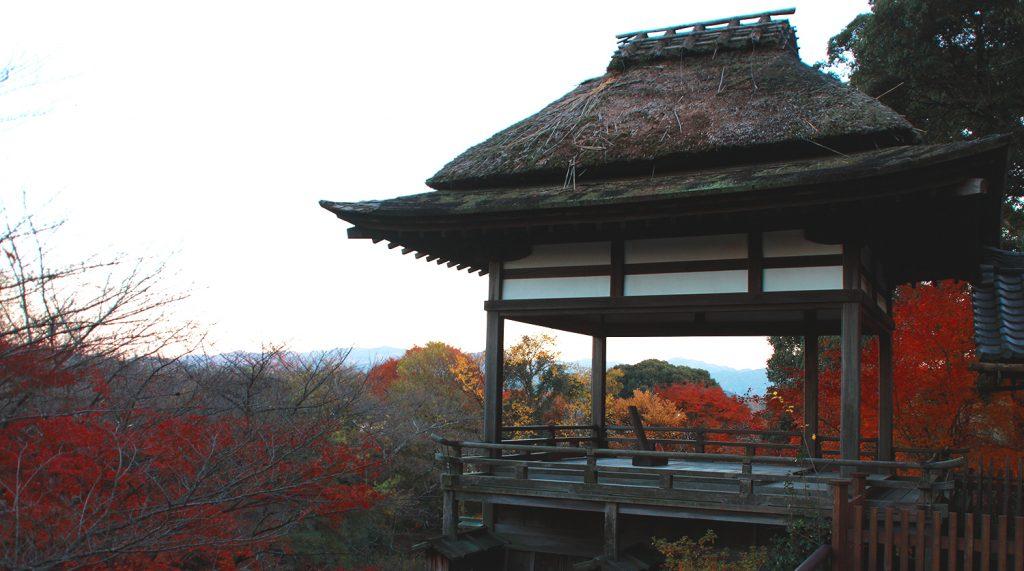 近江八景の旅 石山秋月