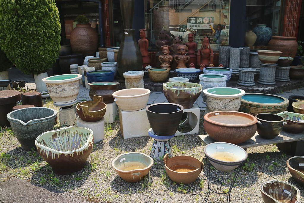 日本六古窯のまち 信楽