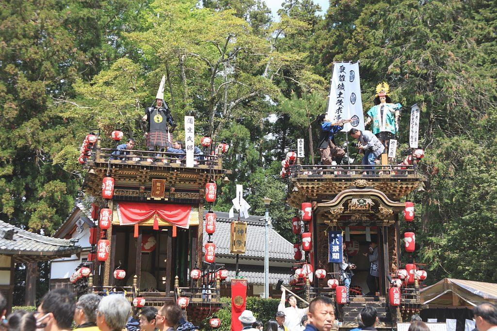 写真で見る 令和元年の日野祭(第1回)