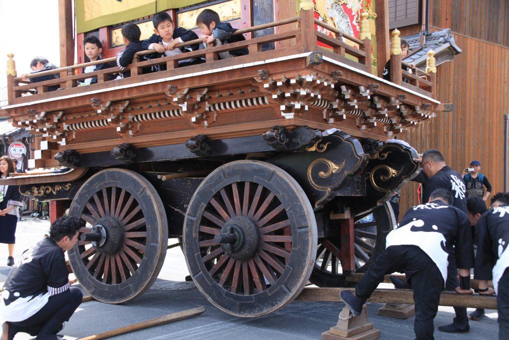 写真で見る 令和元年の日野祭(第2回)