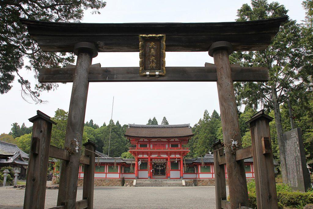 忍びの里 甲賀 日本遺産の文化財群 甲賀衆結束の鎮守の杜