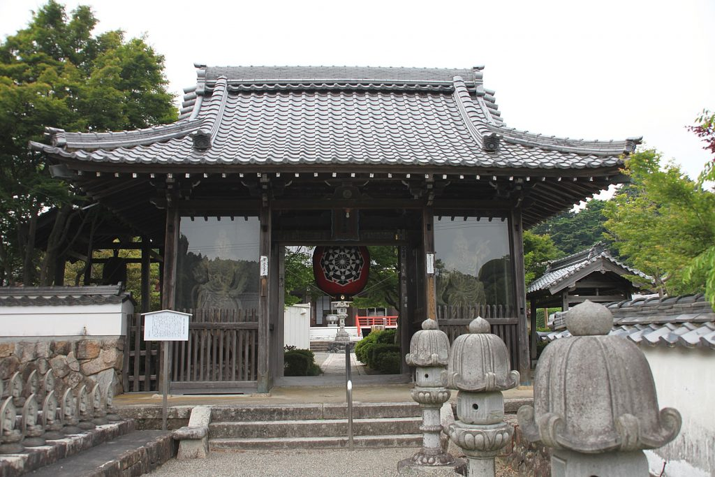 忍びの里 甲賀 日本遺産の文化財群 櫟野寺