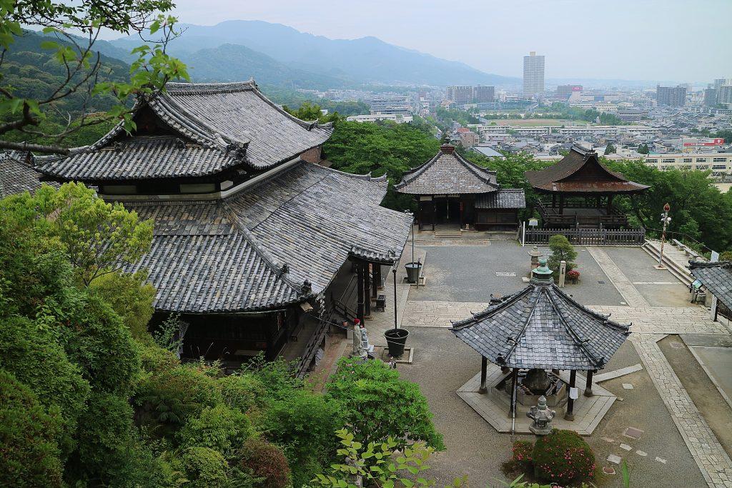 日本遺産・琵琶湖 祈りと暮らしの水遺産 園城寺(三井寺)