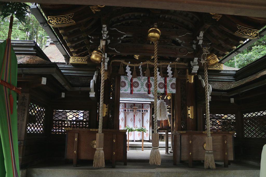 日本遺産・琵琶湖 祈りと暮らしの水遺産 建部大社