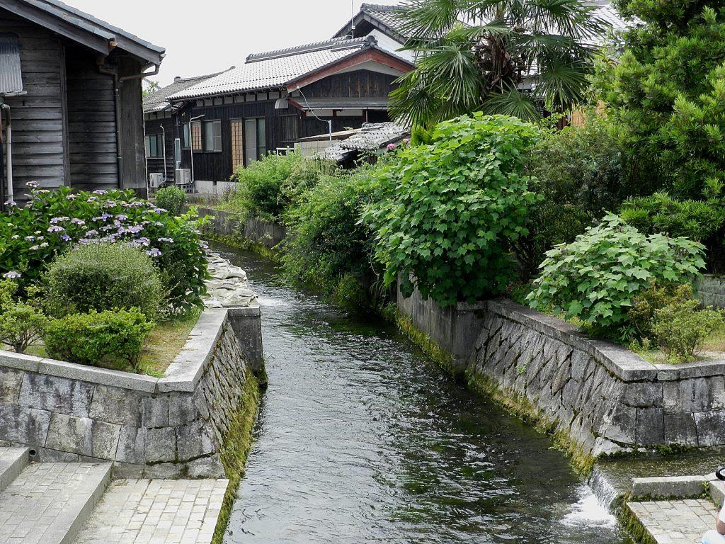 日本遺産・琵琶湖 祈りと暮らしの水遺産 高島市針江・霜降の水辺景観