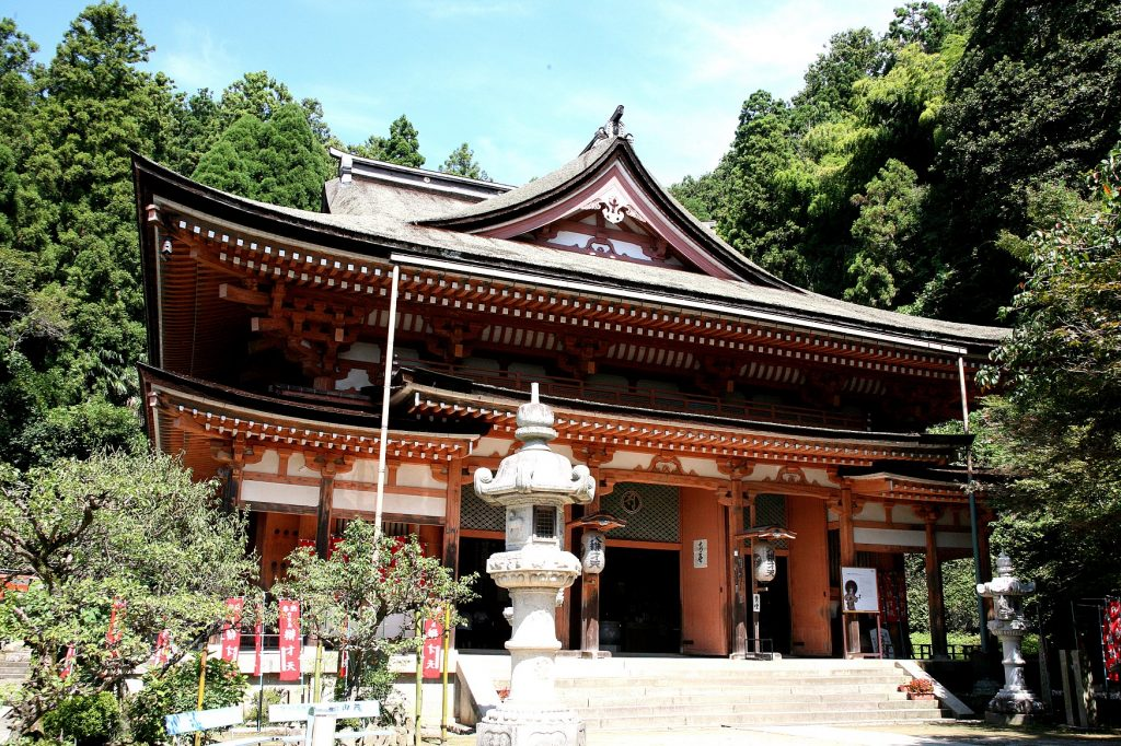 日本遺産・琵琶湖 祈りと暮らしの水遺産 竹生島