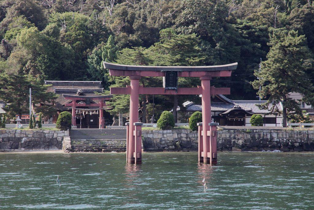 日本遺産・琵琶湖 祈りと暮らしの水遺産 白髭神社