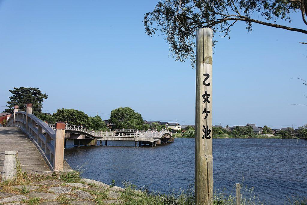日本遺産・琵琶湖 祈りと暮らしの水遺産 大溝の水辺景観