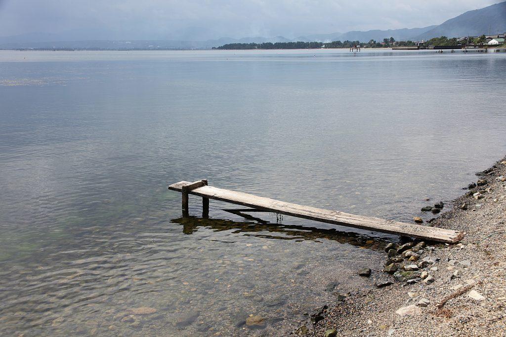 日本遺産・琵琶湖 祈りと暮らしの水遺産 高島市海津・西浜・知内の水辺景観