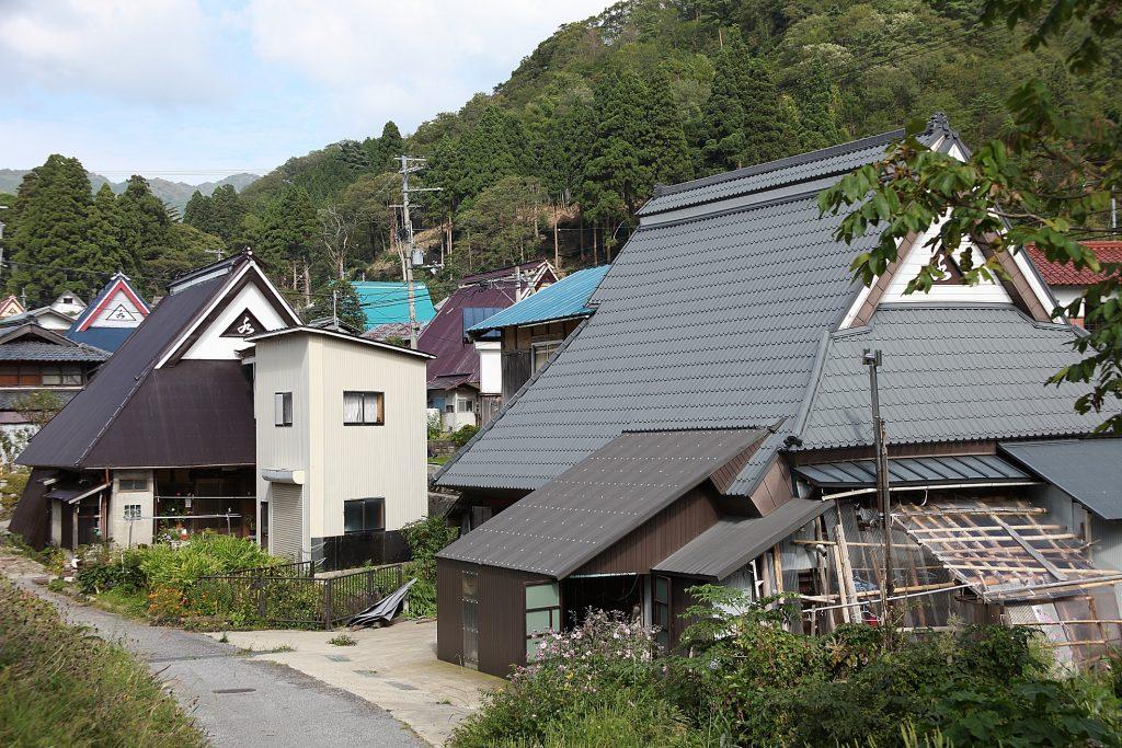 日本遺産・琵琶湖 祈りと暮らしの水遺産 東草野山村景観