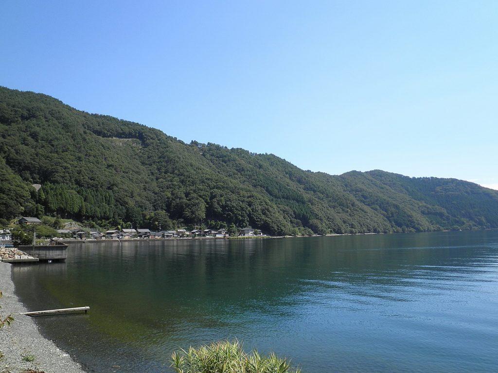 日本遺産・琵琶湖 祈りと暮らしの水遺産 菅浦の湖岸集落景観