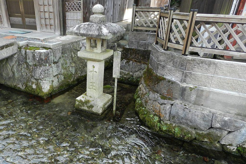 日本遺産・琵琶湖 祈りと暮らしの水遺産 醒井宿
