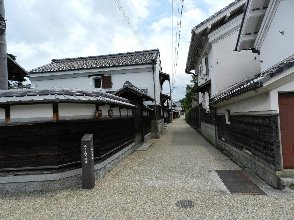 日本遺産・琵琶湖 祈りと暮らしの水遺産 五個荘金堂重要伝統的建造物群保存地区