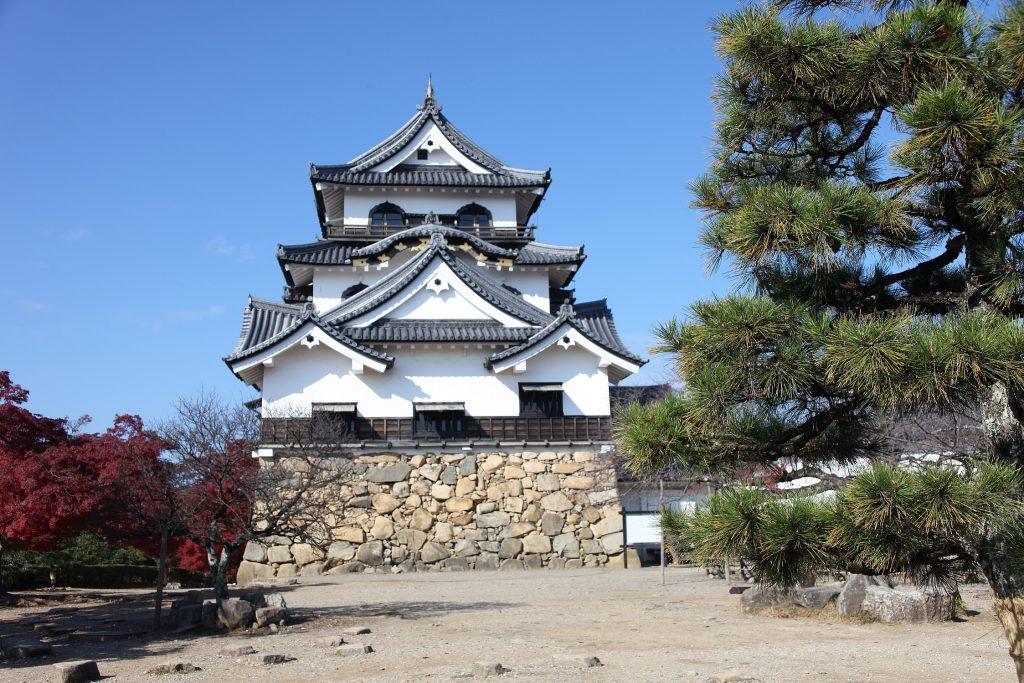 日本遺産・琵琶湖 祈りと暮らしの水遺産 彦根城