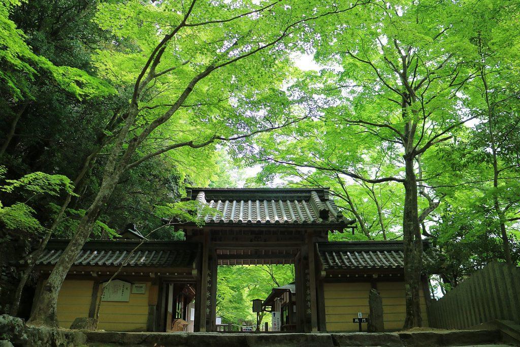 日本遺産・琵琶湖 祈りと暮らしの水遺産 永源寺と奥永源寺の山村景観