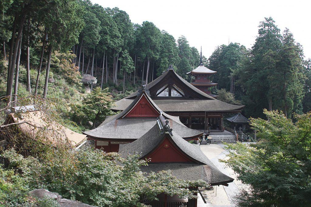 日本遺産・琵琶湖 祈りと暮らしの水遺産 長命寺