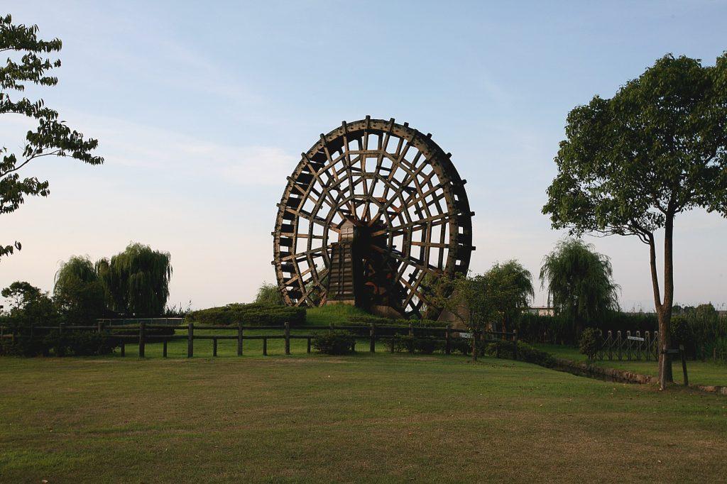 日本遺産・琵琶湖 祈りと暮らしの水遺産 伊庭の水辺景観