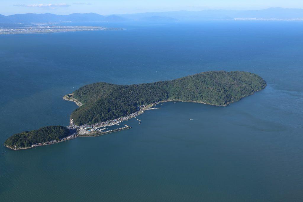 日本遺産・琵琶湖 祈りと暮らしの水遺産 沖島