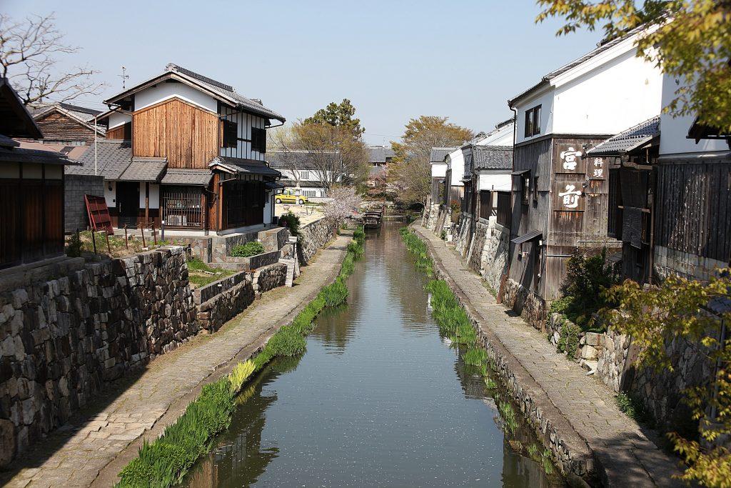 日本遺産・琵琶湖 祈りと暮らしの水遺産 近江八幡の水郷