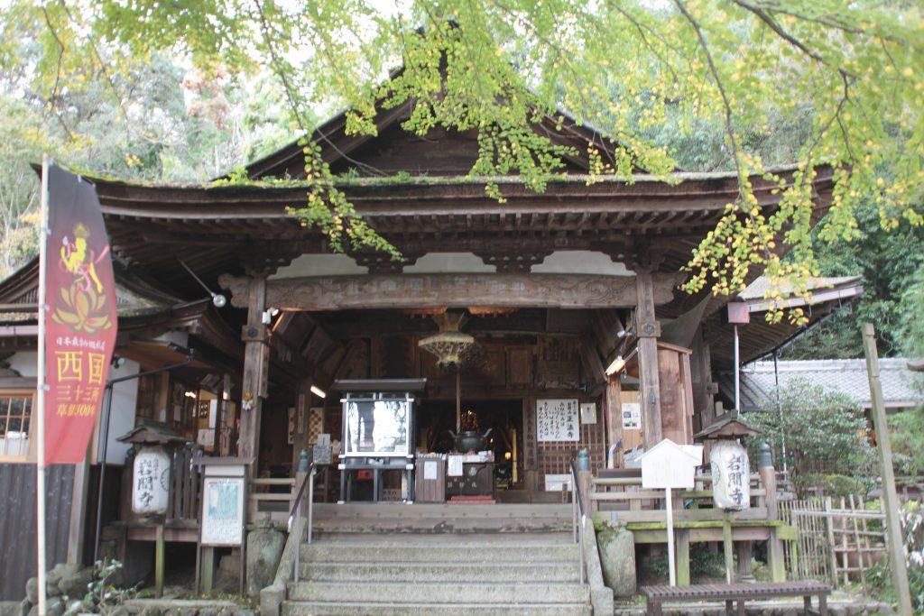 千三百年つづく日本の終活の旅~滋賀の西国三十三所観音巡礼~ 第十二番 岩間寺