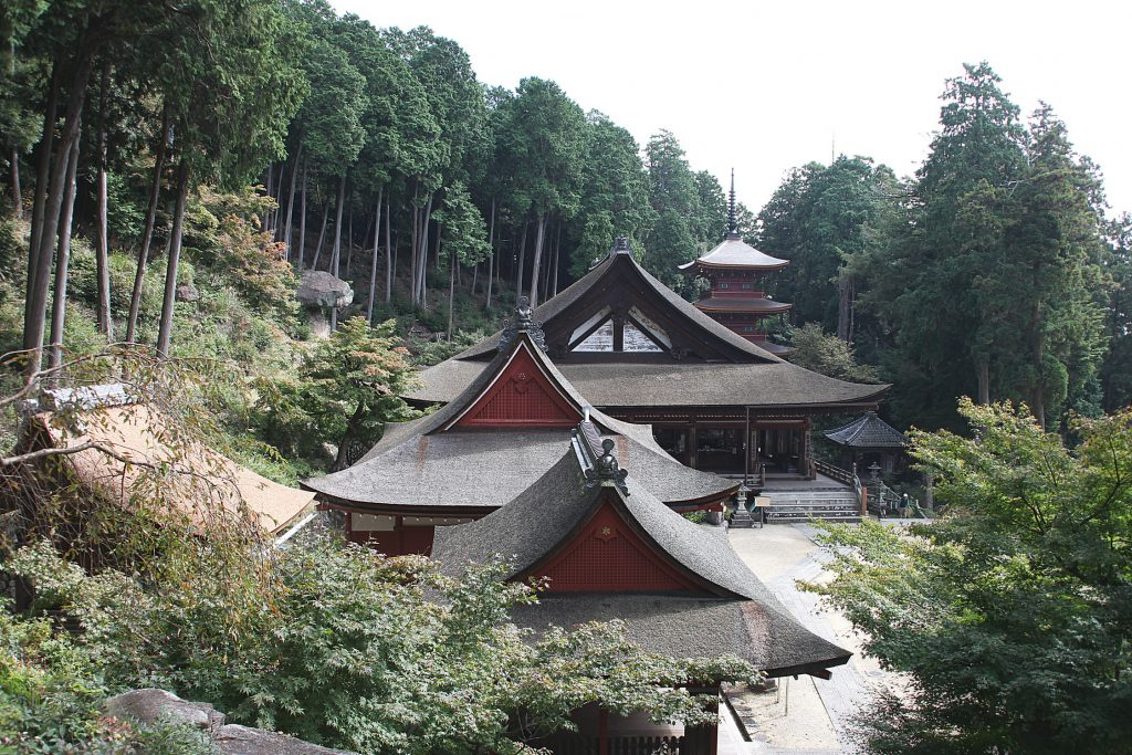 千三百年つづく日本の終活の旅~滋賀の西国三十三所観音巡礼~ 第三一番 長命寺