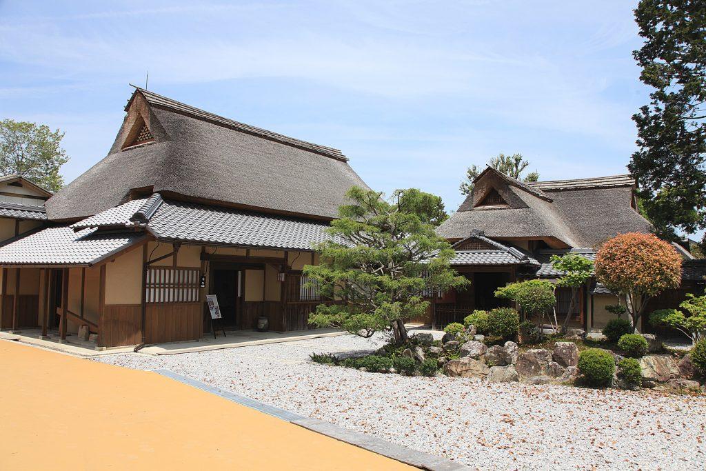 日本遺産・琵琶湖 祈りと暮らしの水遺産 大庄屋諏訪家屋敷
