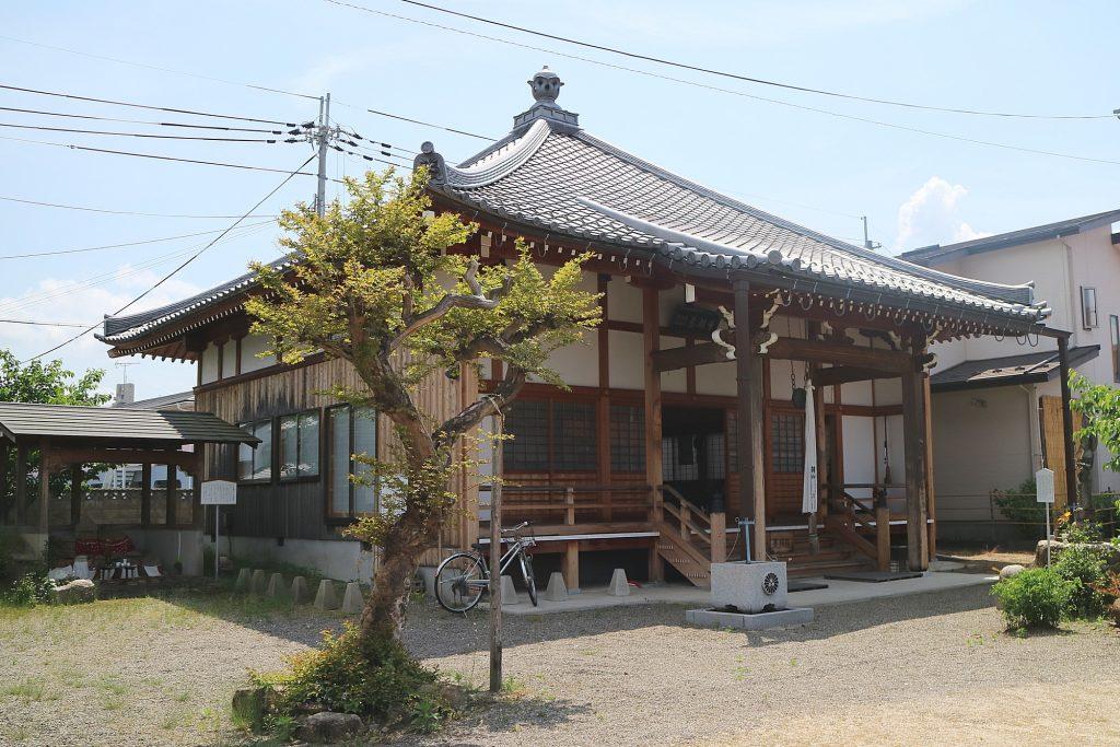 日本遺産・琵琶湖 祈りと暮らしの水遺産 慈眼寺