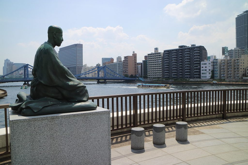 近江を愛した松尾芭蕉の句碑を尋ねる旅 はじめに