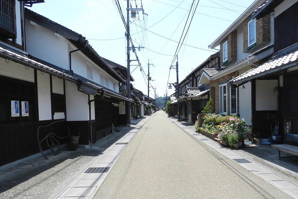 近江歴史回廊の旅 東海道~土山宿から大津宿を訪ねて~ 土山宿